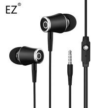 Noice Canceling Langsdom R21 Original Brand Professional Earphone  Bass Headset with Microphone for DJ PC Mobile Phone Xiaomi
