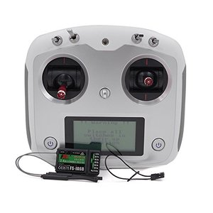 Image 2 - F17905 Flysky FS i6S 2.4G 10CH AFHDS Touch Screen Transmitter + FS iA6B 6CH Receiver Throttle Mode DIY RC Multicopter