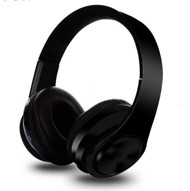 Bluetooth earphone wireless Bluetooth card movement folding earphone Bluetooth computer earphone