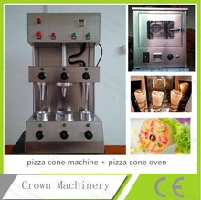Free Shipping by DHL/TNT/UPS 2 Items Pizza Cone Moulding Machine;Pizza Cone Maker Equipment Cone Pizza Machine Pizza Cone Oven