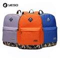 Sacos de escola para adolescentes de viagem colorida impressão mochilas mochilas para a menina à prova d' água oxford mochila laptop homens mulheres yeso