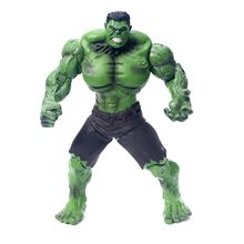 Infinity War green red hulk superhero figure Avengers Incredible Endgame Hulk joints moveable action model toys