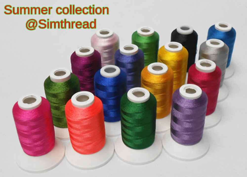 4 сезона Brother Цветове Компютризирана - Изкуства, занаяти и шиене - Снимка 2