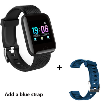 Smartwatch monitor fitness tracker