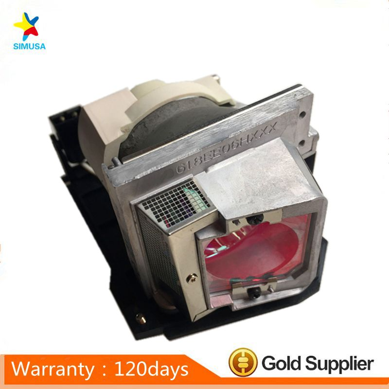 Original 331-9461  bulb Projector lamp with housing fits for  DELL S320/S320WI original cs 5jj1b 1b1 bulb projector lamp with housing fits for mp610 mp610 b5a mp615 mp620p w100