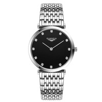 Switzerland Ma'am Quartz Watch Concise Waterproof Business Affairs Wrist Watch Steel Bring Woman Fine Steel Wrist Watch 8817