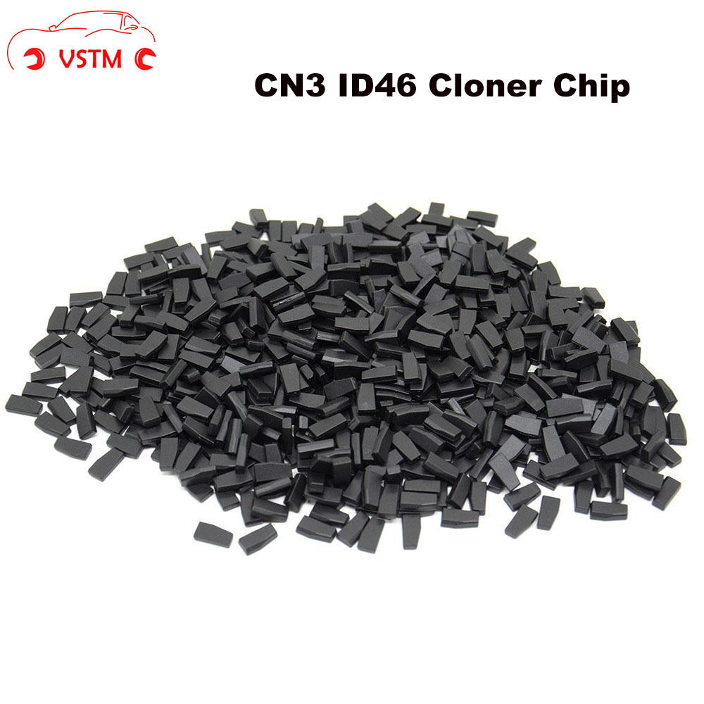 VSTM 10pcs lot cn3 KEY CHIP CN3 TPX3 ID46 Used for CN900 or ND900 device CHIP