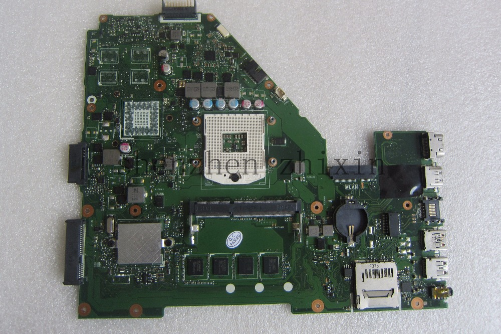все цены на  Free shipping!the laptop motherboard for ASUS X550VC With 4G Memory RAM full test REV 2.0  онлайн
