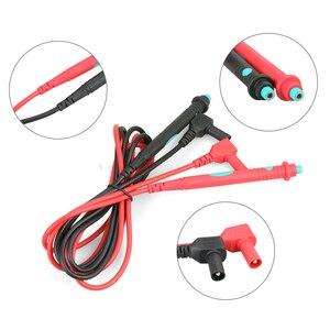 Image 5 - 14PCS Electronic Specialties Test Lead kit Automotive Test Probe Kit Multimeter probe leads kit Banana plug   for multimeters