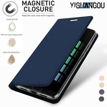 цена на Sukoly Flip Wallet Phone Case For OnePlus 7 7 pro 6 5 5T Magnetic Voltage Flip Wallet Cover PU Leather Card Holder Stand Case