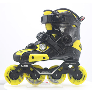 Image 3 - 100% Original 2019 SEBA IGOR2 MST JUNGES Rutsche Erwachsene Inline Skates Roller Skating Schuhe Flache Rahmen Slalom Schiebe FSK Patines