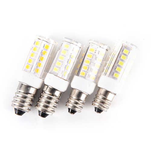 Alta qualidade e14 mini led luz regulável 220v spotlight geladeira lâmpada