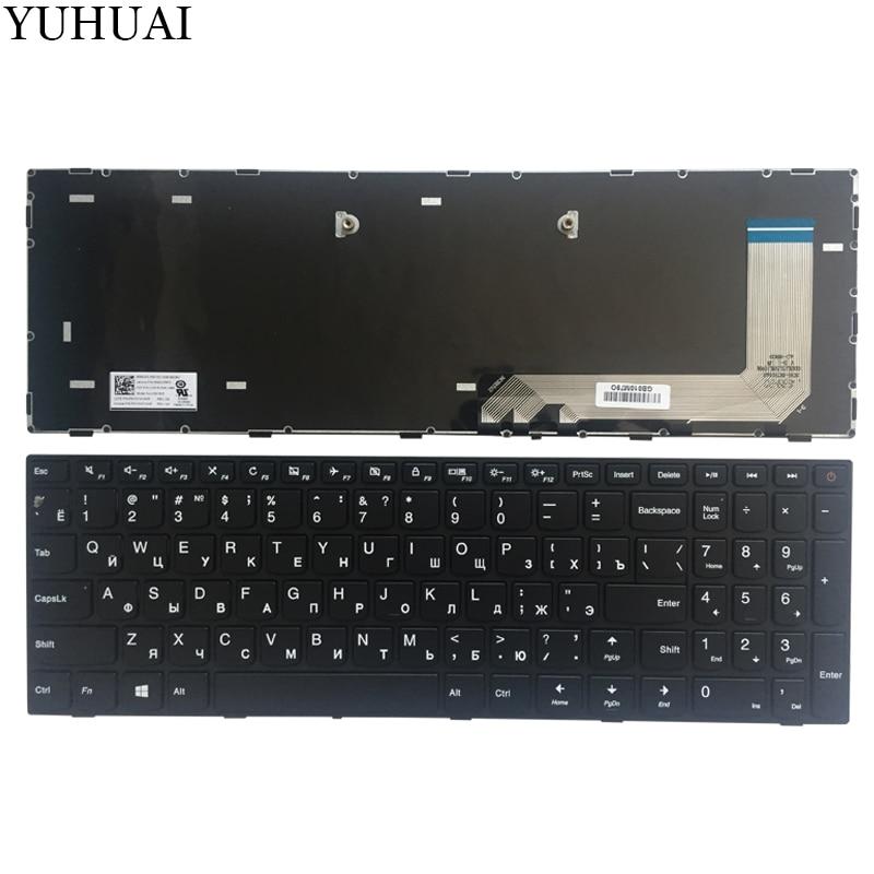 New RU keyboard For Lenovo IdeaPad 110 15ISK 110 17ACL 110