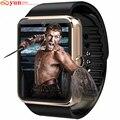 Smartwatch Bluetooth Smart watch Наручные Часы для Apple iPhone IOS Android Телефон Умный Часы Спортивные Часы PK GT08 DZ09 F69 U8
