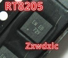 10Pcs RT8205  RT8205LGQW QFN RT8205LZQW 10pcs max8731eti qfn 28 max8731e max8731