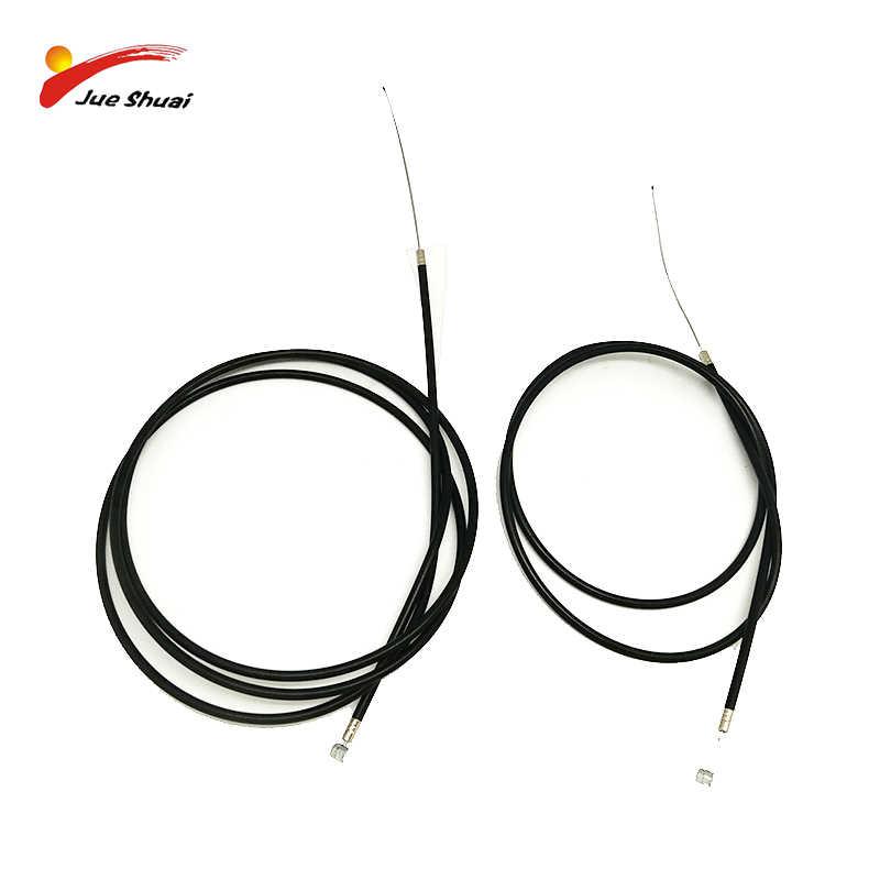 בלם קו עבור X48 חשמלי קטנוע מול קו 1250mm אחורי קו 2000mm סגסוגת שחור אביזרי escooter электросамокат ebike