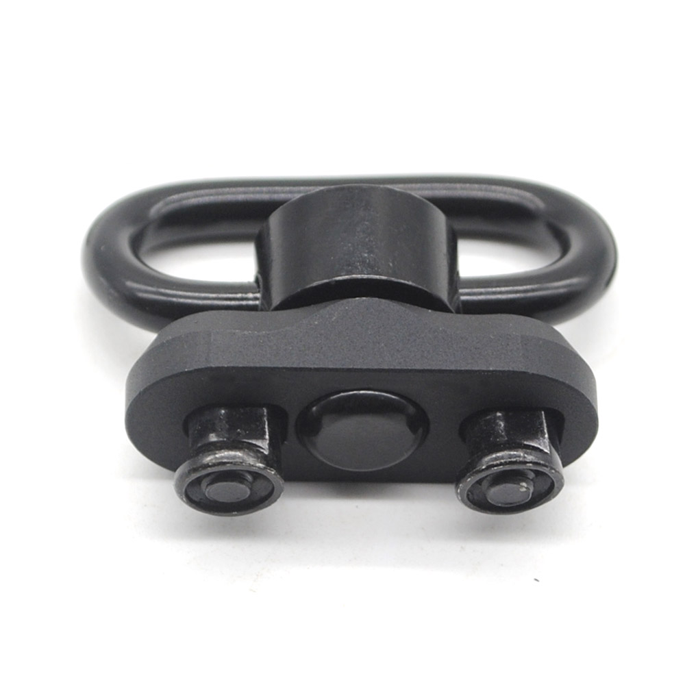 Tactical QD Quick Release Sling Swivels Kit With Keymod Sling Mount Adapter Hunting Accessories