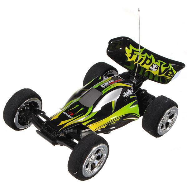 Electronic toys  2307 1:32 Mini Remote Control Toys OFF Load Buggy RC Car children's electric car outdoor fun