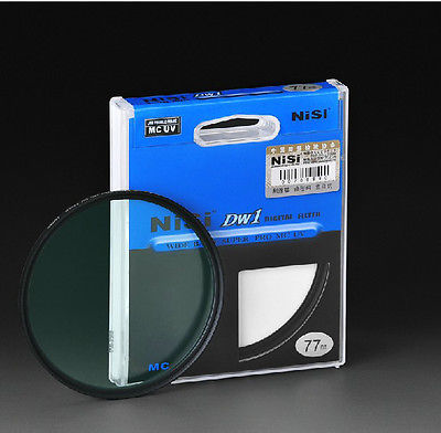 free shipping NiSi 95mm Ultra Slim Multi Coated Ultraviolet MCUV MC UV Lens Filter 95mm Ultra-Violet MC-UV Filters for canon multi coated uv lens filter 62mm