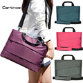 Fashion Waterproof Laptop Bag 14 15 inch Notebook Shoulder Messenger Bag Women Computer Sleeve for Macbook Pro 15 Retina Case