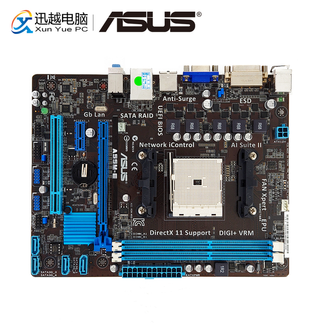 ASUS A55M-E AMD CHIPSET DRIVERS