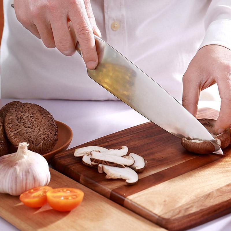 8inch Chef դանակներ Ձեռագործ դարբնոցային - Խոհանոց, ճաշարան եւ բար - Լուսանկար 5