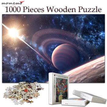 MOMEMO Puzzles for Adults 1000 Pieces Wooden Toys Jigsaw Puzzle 1000 Pieces Puzzle Games Kids Educational Toys Home Decor Gifts