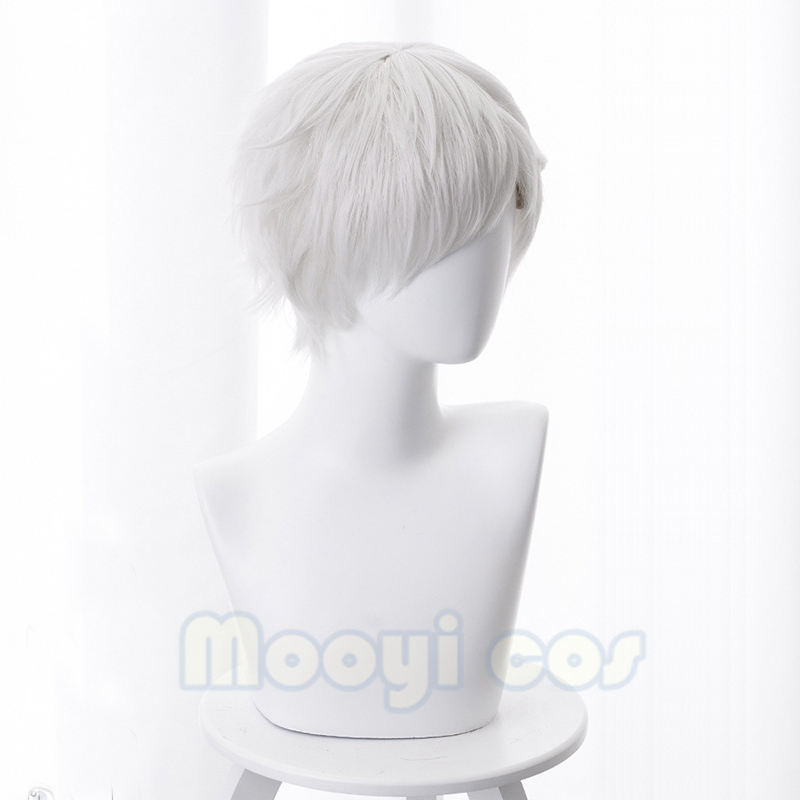 Norman cosplay wigs03