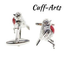 Cuffarts Novelty Cufflinks 2018 Pince Cravate Men Tie Clip Personality Cuff Links Cufflink Shirt Accessories High Quality C10026