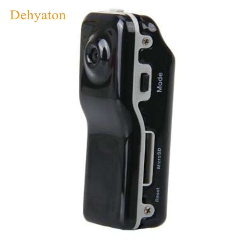 Dehyaton Mini DV-Camcorder DVR Mini-md80-Kamera Fernbedienung drahtlose Kamera noWIFI-Kamera DVR-Kindermonitor für Windows 2000 / ME / XP