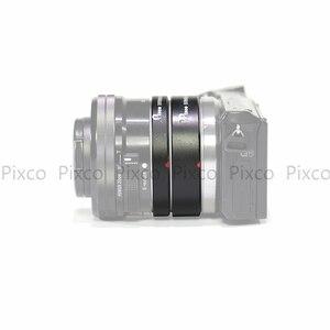 Image 2 - Pixco עבור NEX אוטומטי פוקוס מאקרו הארכת צינור עבור Sony E הר NEX מצלמה