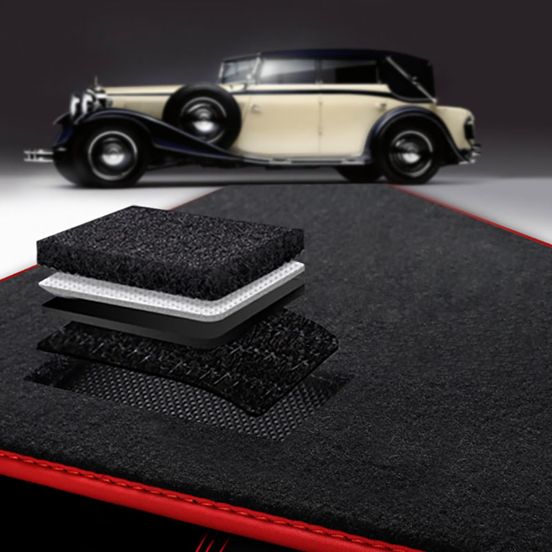 Savanini Высокое качество мягкий нейлон индивидуальный заказ Нескользящие тяжелых пол Ковры Коврики коврики для Тесла модель x 2016-2017