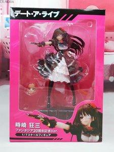 Image 3 - Nova data de chegada um pesadelo ao vivo tokisaki kurumi fantasia 30th aniversário ver. 1/7 escala sexy pvc figura de ação modelo brinquedo 23cm