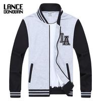 MAX Chest 140CM Baseball Jacket Men 2016 Brand Clothing L 5XL 6XL 7XL 8XL Sweatshirt College