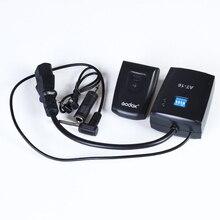Новые фотографические Godox при-16 Каналы Беспроводной студия flash удаленного Спусковое устройство затвора триггера для может Nik DSLR Камера