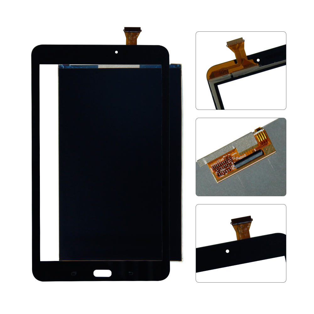 10.1'' For Samsung Galaxy Tab A 10.1 SM-T580 T585 LCD Display Touch Screen Digitizer Assembly Replacement