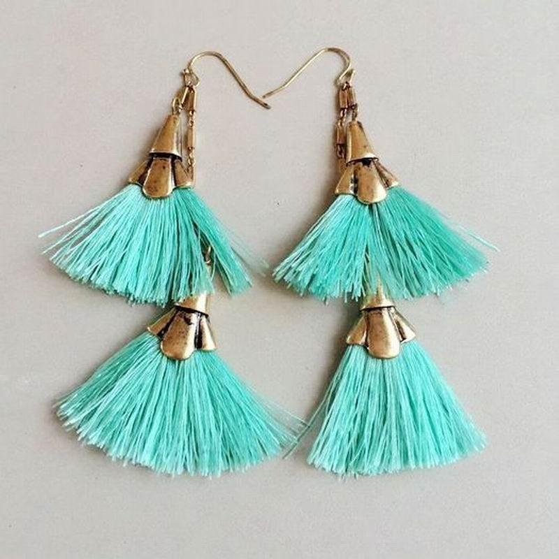 Wholesale stella earrings jewelry 2016 dot eden tassel for Stella and dot jewelry wholesale