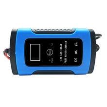 12 В 6А зарядное устройство для автомобильного аккумулятора