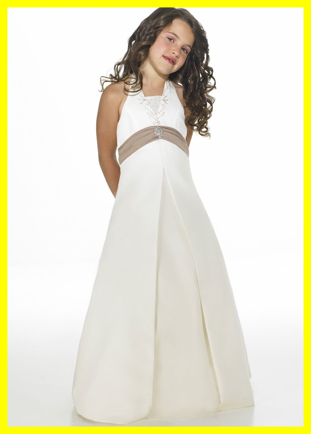 Confirmation dresses flower girl canada online gold girls for Dresses for girls for wedding