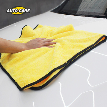 Super Absorbent Car Wash Microfiber Towel Car Cleaning Drying Cloth Large Size 92*56cm Hemming Car Care Cloth Detailing Towel honda odyssey