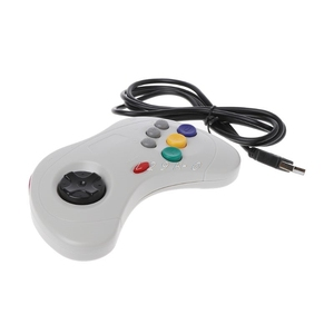 Image 3 - Классический USB контроллер для геймпада, 1 шт., проводной игровой контроллер, джойпад для Sega Saturn PC, USB контроллер для геймпада