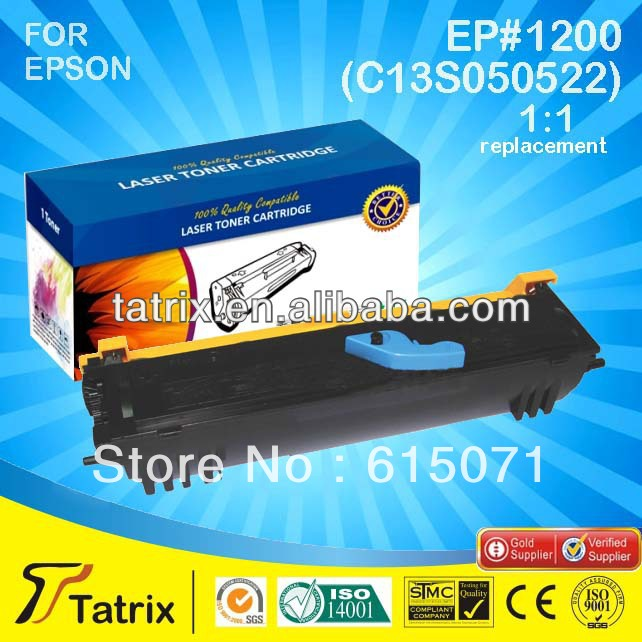 ФОТО FREE DHL MAIL SHIPPING For Epson 0522 Toner Cartridge Compatible 0522 Toner