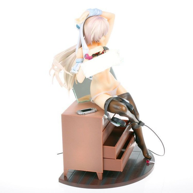 27cm Kizuki Aruchu Native Creator's Collection Gamer Sex Girl Hentai Sexual Cartoon Toys PVC Action Figure Anime Brinquedos 1