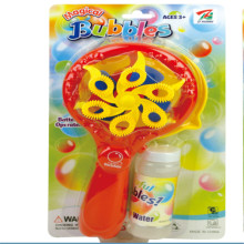 Electric Blowing Bubble Stick Toy Automatic Magic-Stick Machine Children Outdoor
