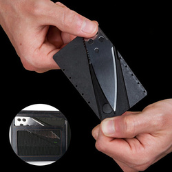 Credit card knife folding knife stainless steel blade wallet knives survival camping tool tactical mini hand.jpg 250x250