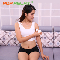 POP RELAX Mini vibrator electric head scalp neck face massager vibration body vibrating massage cellulite smart hand massager