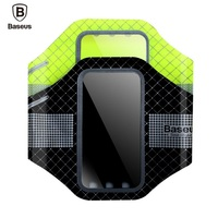 Baseus Sports Running Armband Waterproof Arm Band Cover Case For IPhone SE 7 6 6s Plus