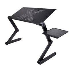 Soporte de mesa de ordenador portátil ergonómico multifuncional para sofá cama portátil mesa de ordenador portátil Escritorio de cuaderno plegable