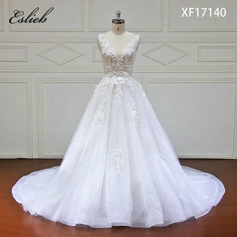 Aliexpress.com : Buy Eslieb High End Wedding Dress 2018