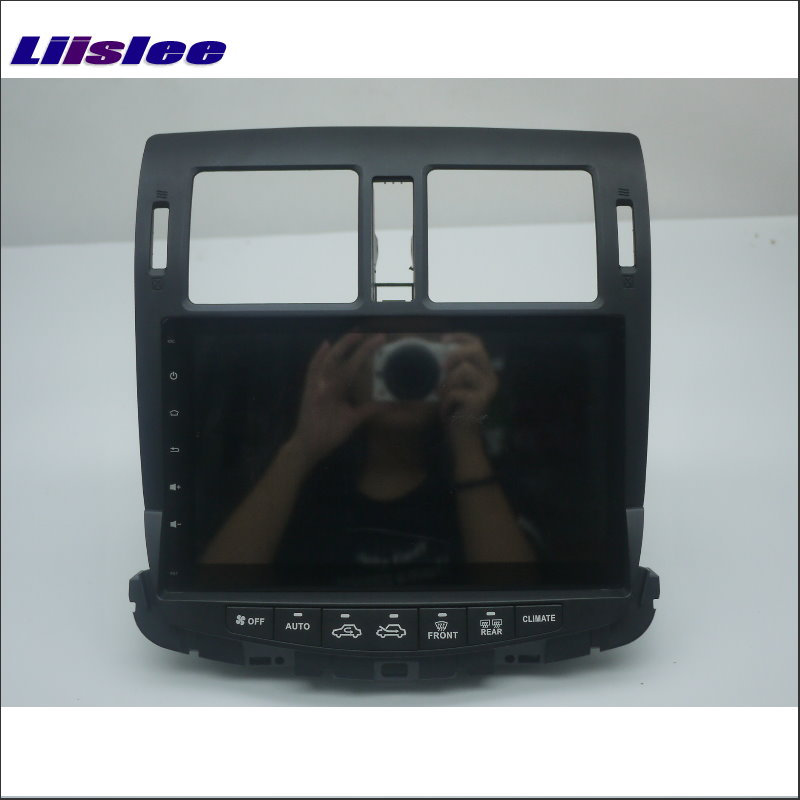 Liislee Car Android GPS Navigation System For Toyota Crown Majesta / Crown S200 2010~2014 Radio Stereo Multimedia No DVD Player